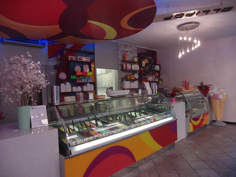 Foto scattata all'interno della Gelateria Lollipop a Pontoglio, Brescia