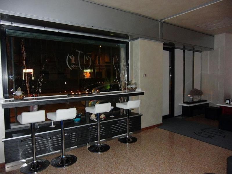 Foto scattata all'interno del Bar Tabacchi Tavola Calda MJM a Milano