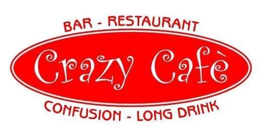 Logo del Crazy Cafè Restaurant a Bernareggio (Monza Brianza)