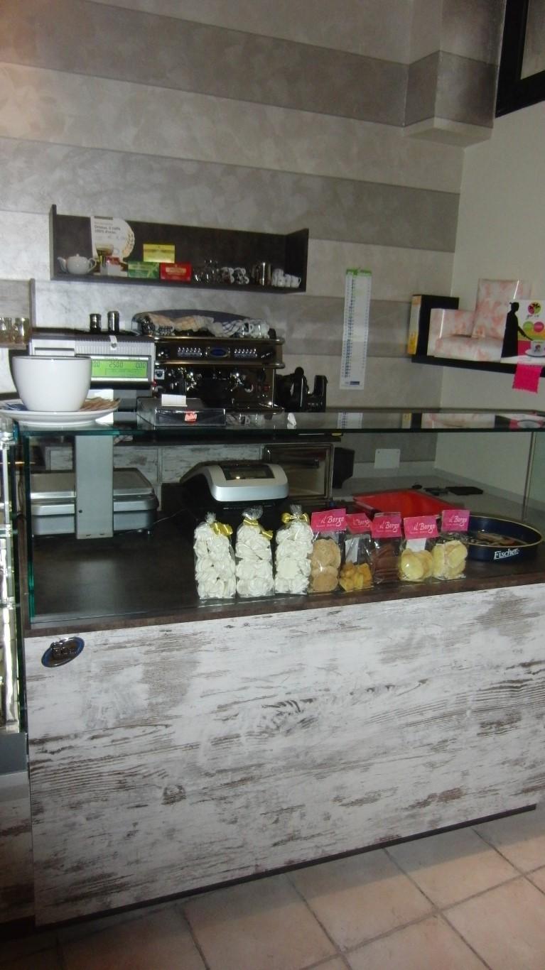 Foto scattata all'interno della Pasticceria Caffetteria Dolci Incontri a Zanica in provincia di Bergamo