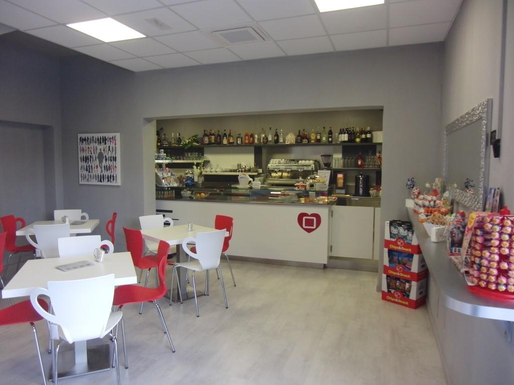 Foto panoramica degli interni del Cogal Caffè ad Albino in Provincia di Bergamo