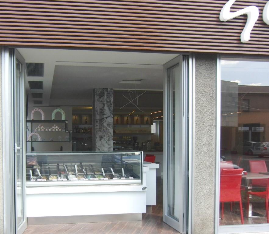 Foto scattata all'ingresso della Caffetteria Panificio Good Morning a Lissone, Brescia