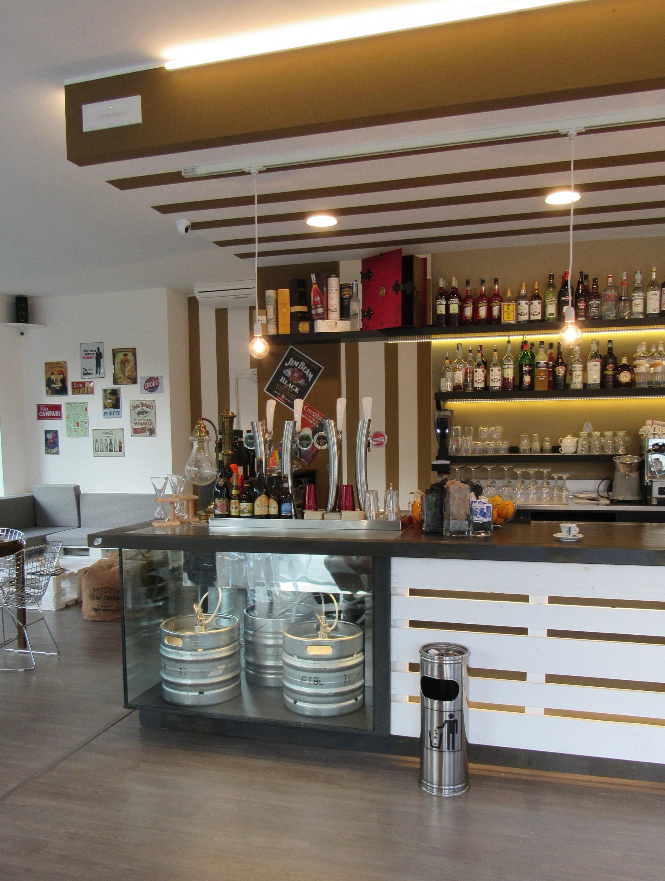 Angolo spillatura del Pub Birreria Barlà di Arlate