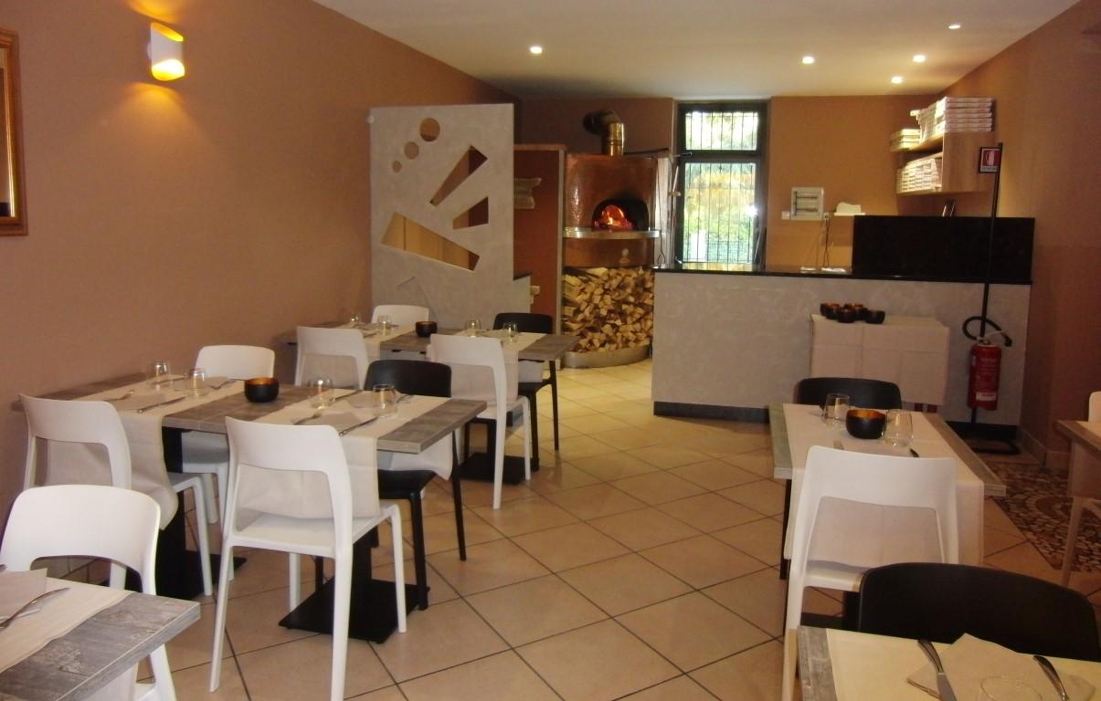 Particolare della zona pizzeria al Ristorante Pizzeria Parsifal a Treviolo, Bergamo