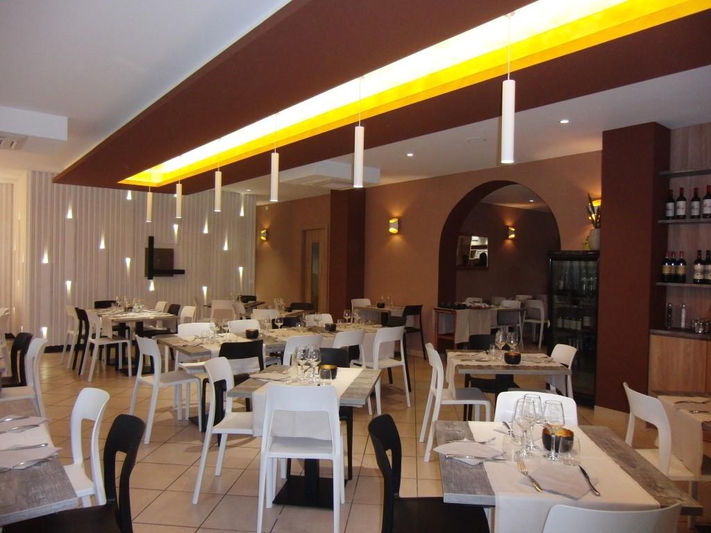 Foto scattata alla sala pranzo del Ristorante Pizzeria Parsifal a Treviolo, Bergamo