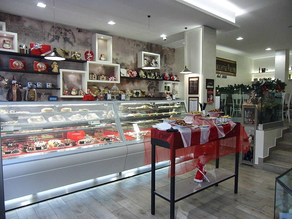 Foto scattata nel periodo di Natale 2016 alla Pasticceria Caffetteria i 4 Mastri a Milano