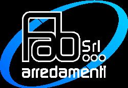 Logo di FAB Arredamenti, operativo a Brescia, Bergamo e Milano